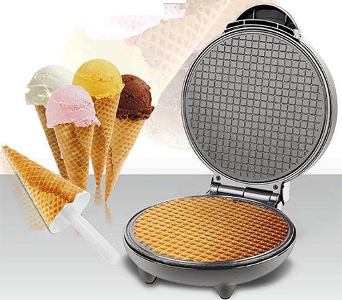 maquinas para hacer conos de helado
